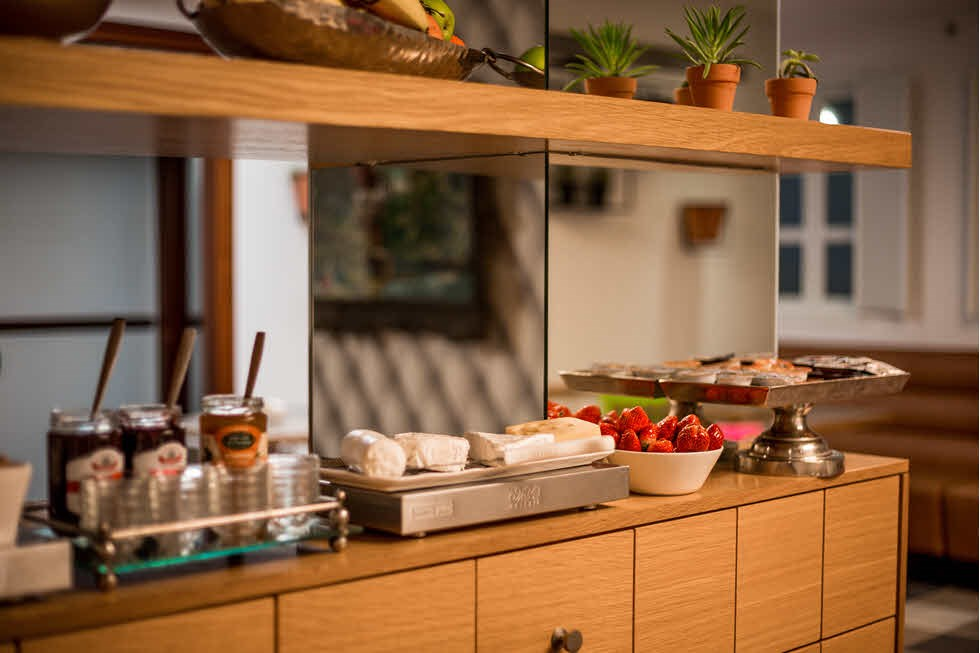 Embassy Hotel Tel Aviv - Dining Room