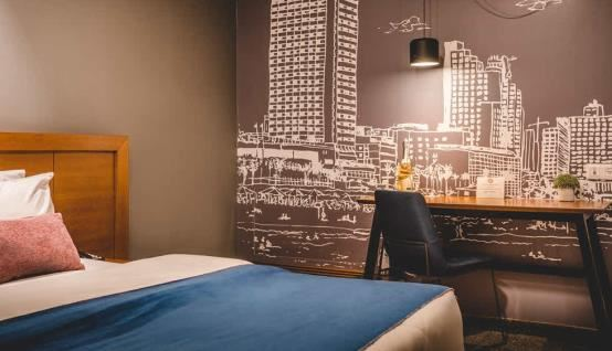 Embassy Hotel Tel Aviv - Rooms