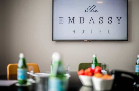 Embassy Hotel Tel Aviv - Meeting Room
