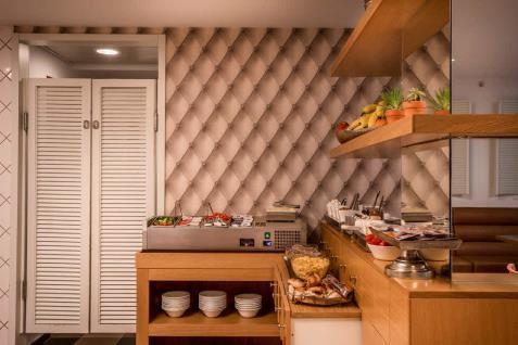 Embassy Hotel Tel Aviv -Dining Room